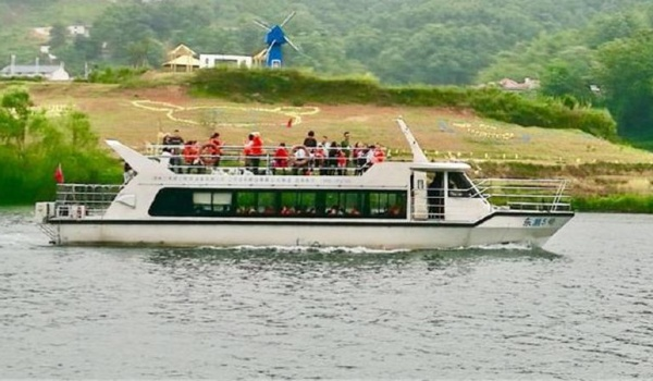 冷水江市资江旅游度假区