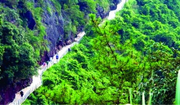 平安山生态旅游风景区(平安峡漂流)  电话   地址 广东省惠州市博罗县