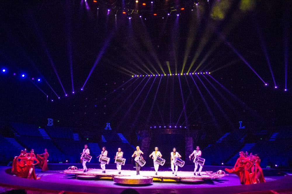 珠海长隆国际马戏城(原珠海长隆横琴岛剧院)