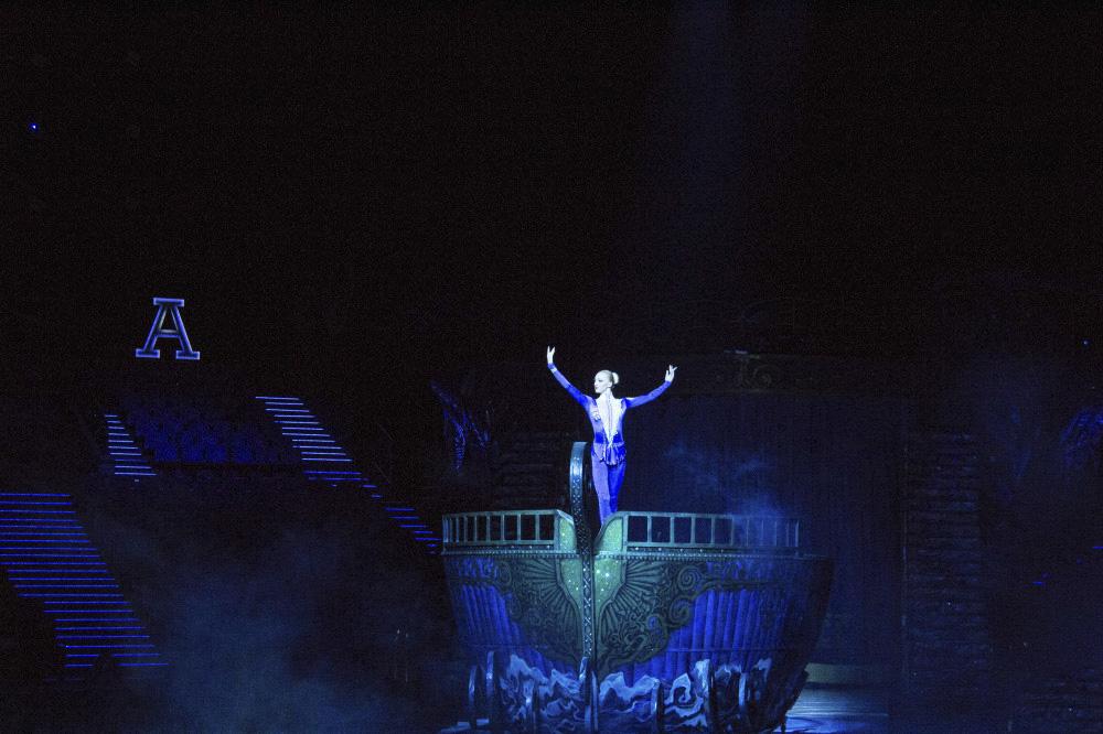 珠海横琴岛剧院